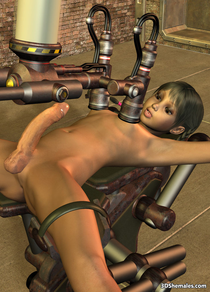 from Dash milking machine on girls toon