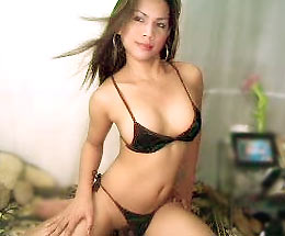 Beautiful ladyboy Foxyathena