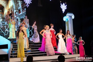 Miss International Queen 2010. The contestants